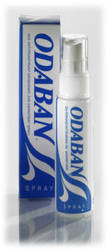 ODABAN Antitranspirant Deodorant Spray